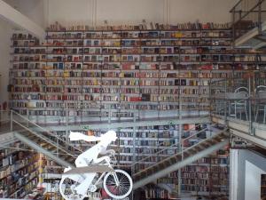 Ler Devagar bookshop, LX Factory, Rua Rodrigues de Faria