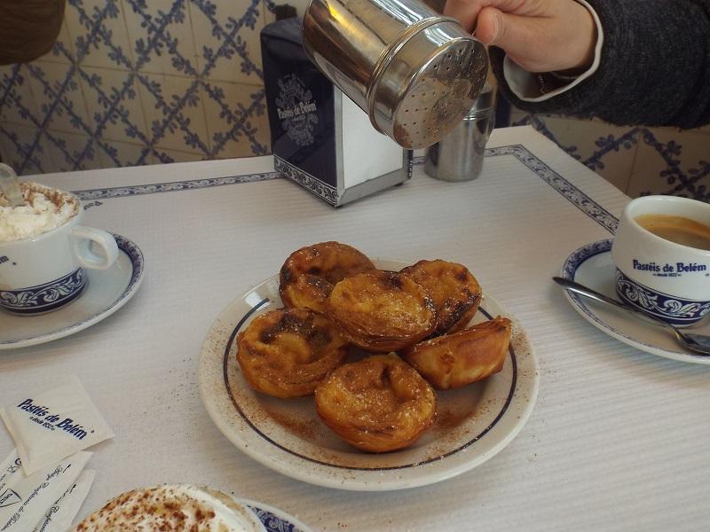 Pasteis de Belém pastries