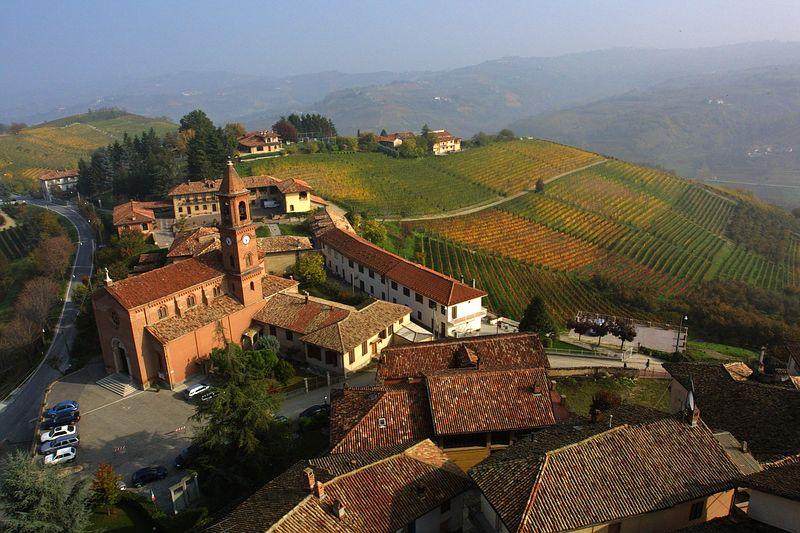 Serralunga d'Alba, Piemonte