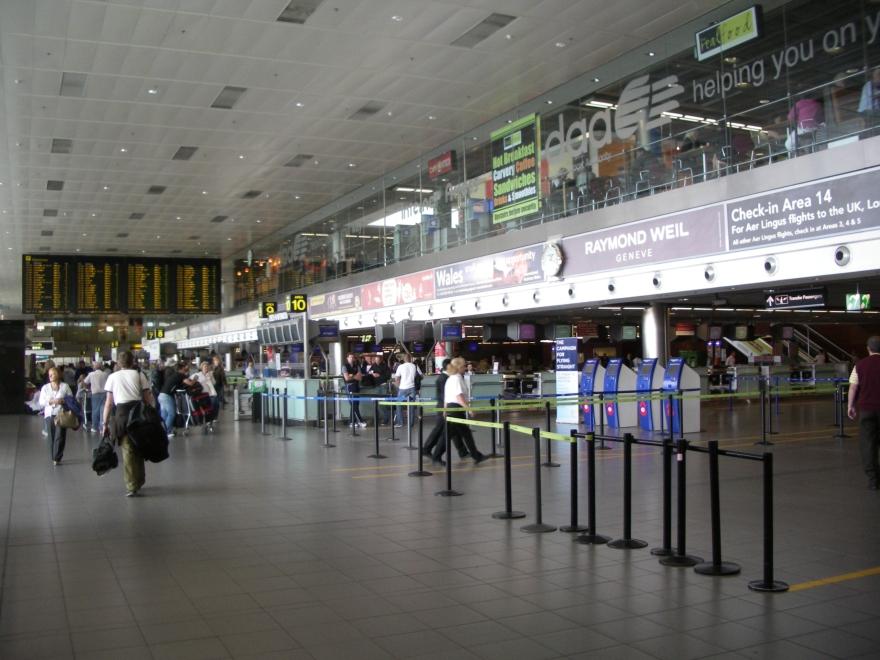 Dublin Airport T1