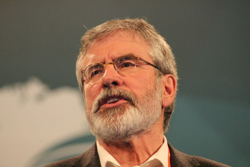 social savvy, social media, general election, ge16, Gerry Adams