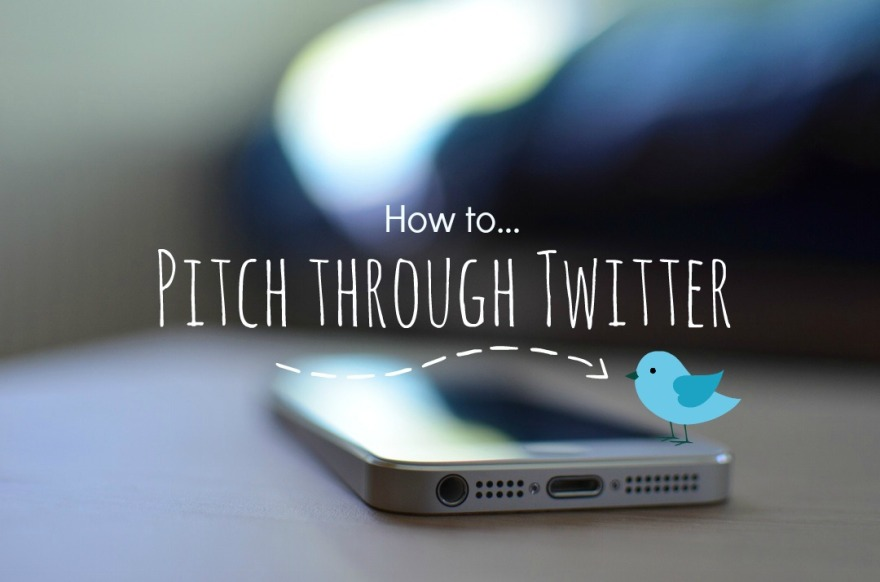 Tips for pitching through Twitter